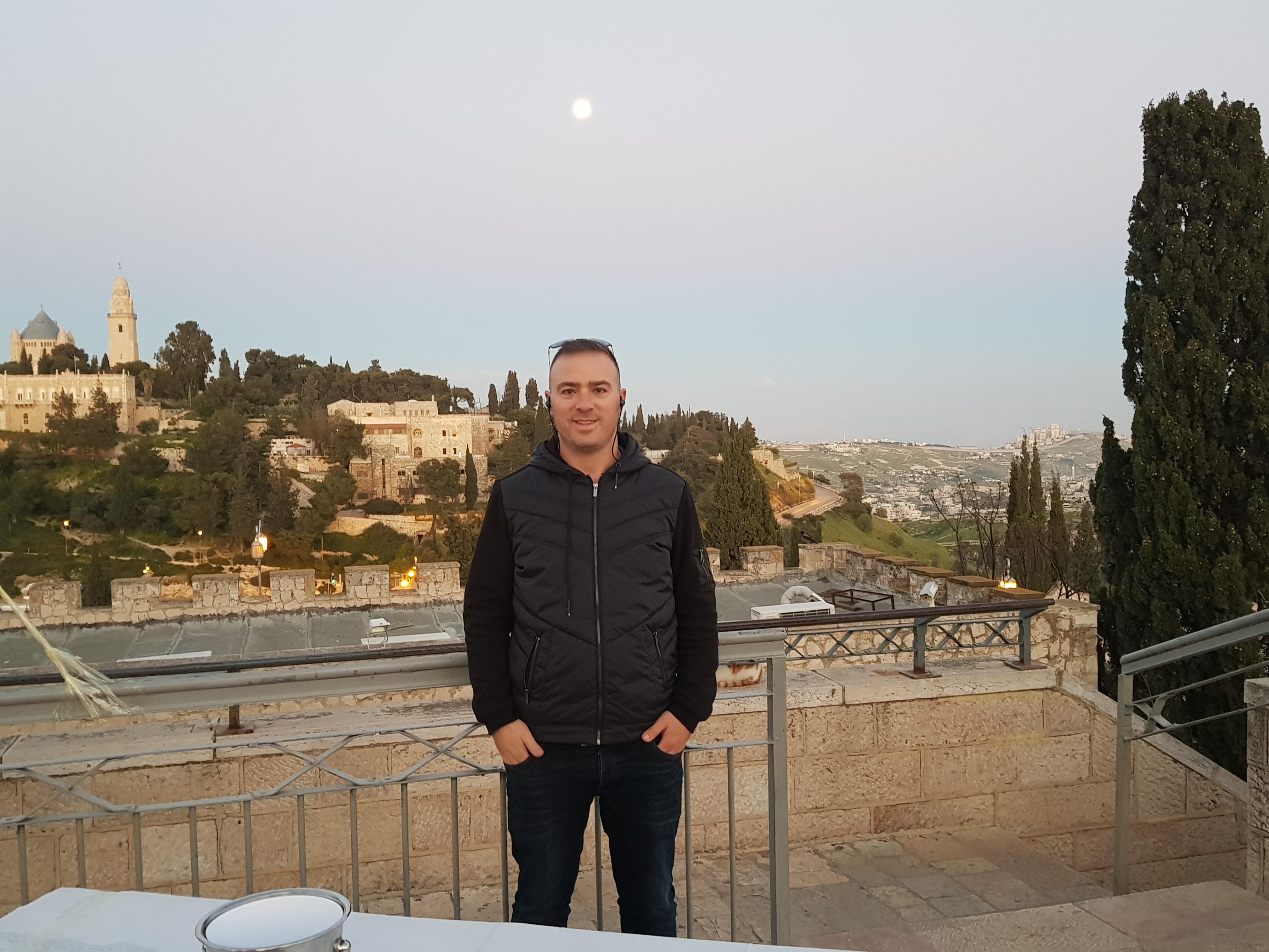 אליהו ארנד בירושלים:)